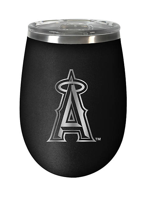 MLB Los Angeles Angels 12 Ounce Stealth Wine Tumbler