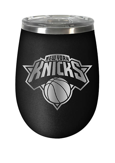 NBA New York Knicks 12 Ounce Stealth Wine Tumbler