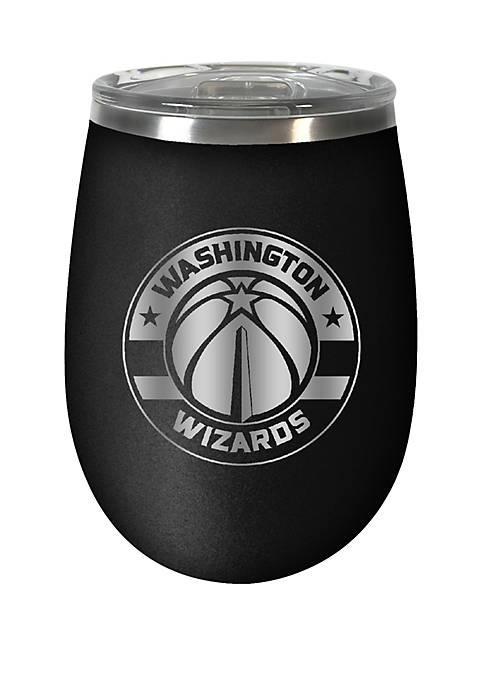 NBA Washington Wizards 12 Ounce Stealth Wine Tumbler