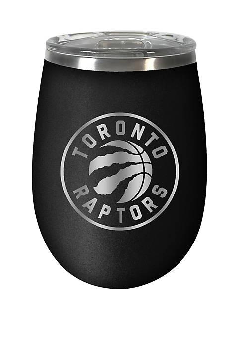 NBA Toronto Raptors 12 Ounce Stealth Wine Tumbler