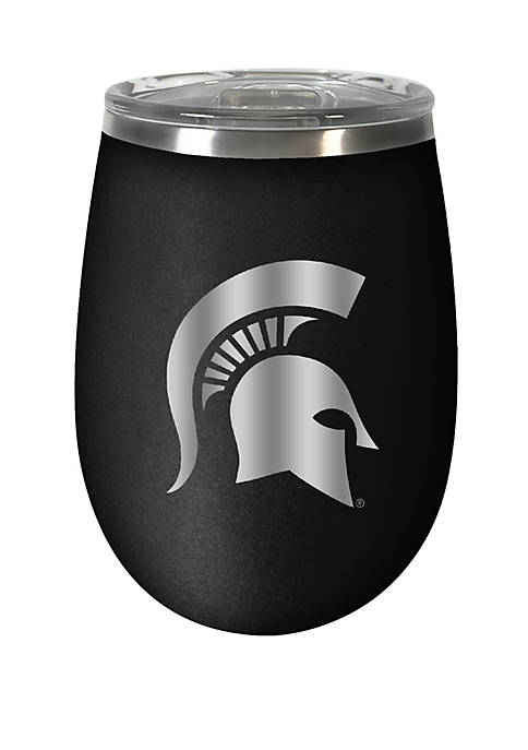 NCAA Michigan State Spartans 12 Ounce Stealth Wine Tumbler