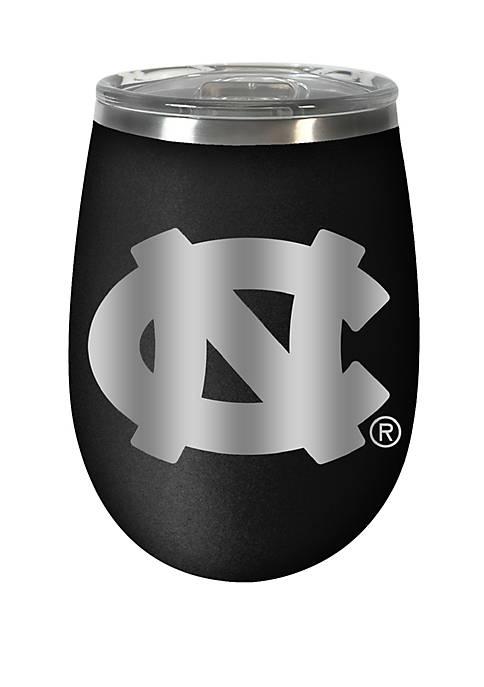 NCAA UNC Tarheels 12 Ounce Stealth Wine Tumbler