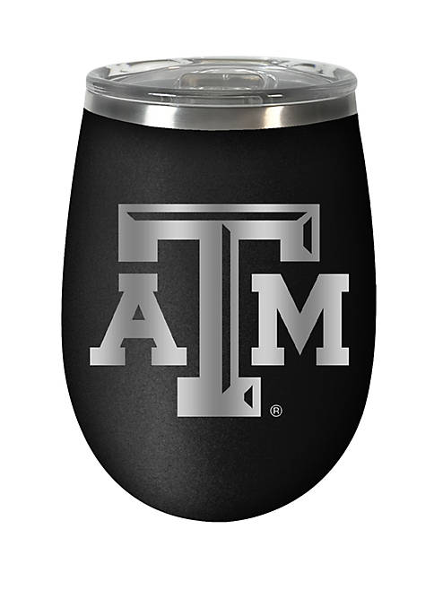 NCAA Texas A&M Aggies 12 Ounce Stealth Wine Tumbler