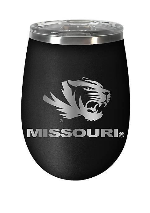 NCAA Missouri Tigers 12 Ounce Stealth Wine Tumbler