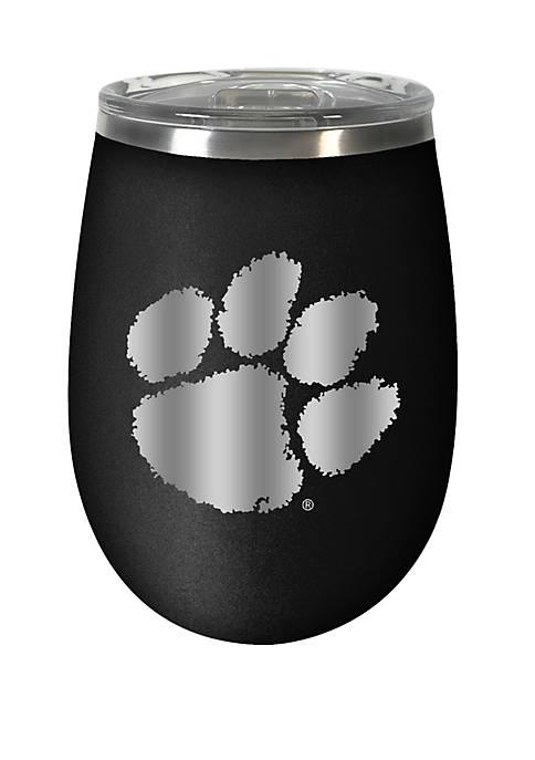NCAA Clemson Tigers 12 Ounce Stealth Wine Tumbler