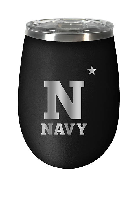 Great American Products NCAA Navy Midshipmen 12 Ounce