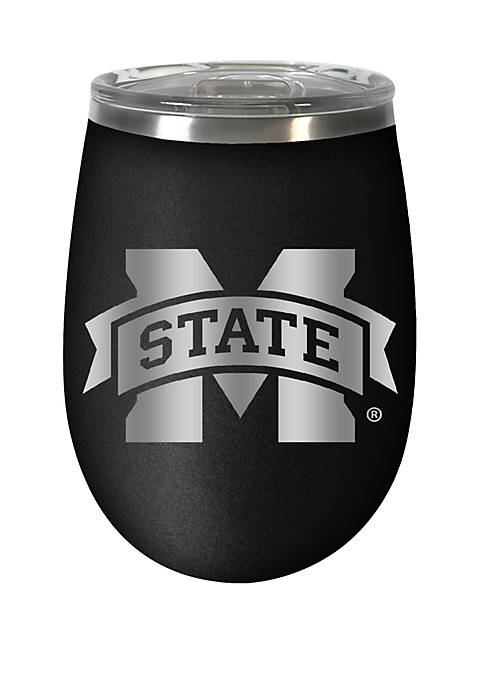 NCAA Mississippi State Bulldogs 12 Ounce Stealth Wine Tumbler