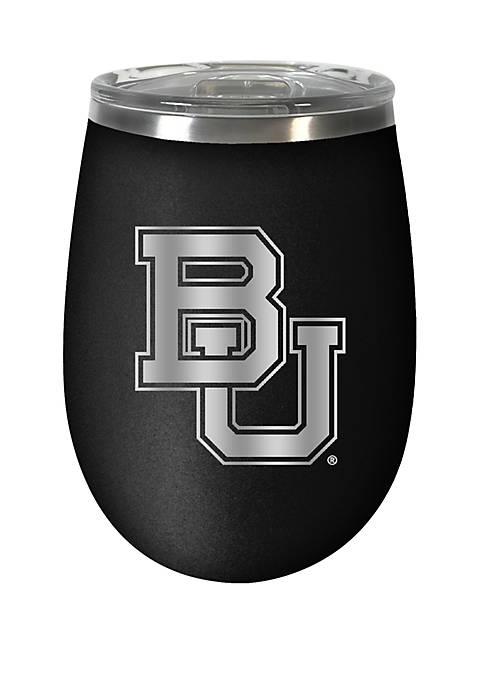 NCAA Baylor Bears 12 Ounce Stealth Wine Tumbler