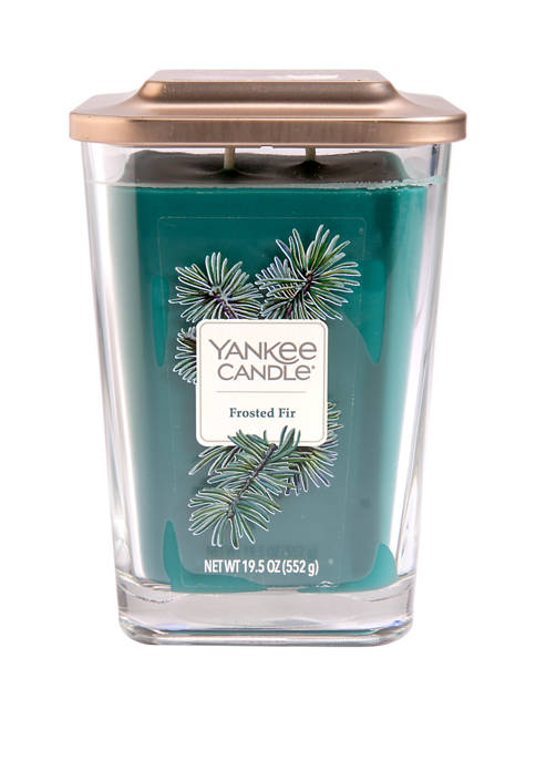 Large Elevation Candle - Frosted Fir