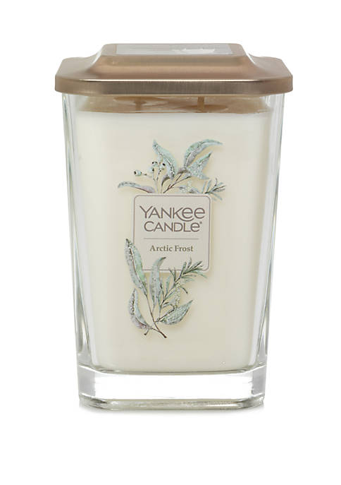 Large Elevation Candle Arctic Frost