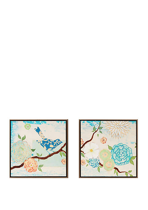 Intelligent Design Blooming Florals Deco Box Set