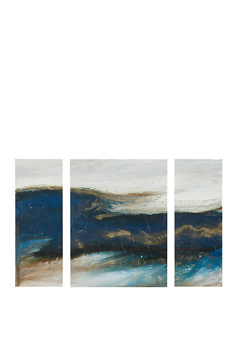 INK + IVY® Rolling Waves Wall Art Set