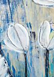 Ocean Breeze Blossom Wall Art Set
