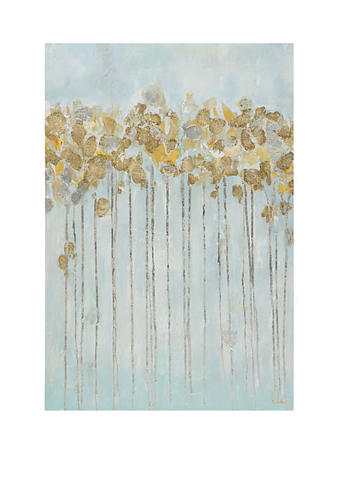 Madison Park Minted Forest Canvas Art
