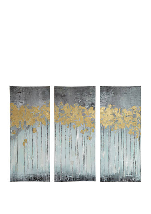 Evening Forest Canvas Set