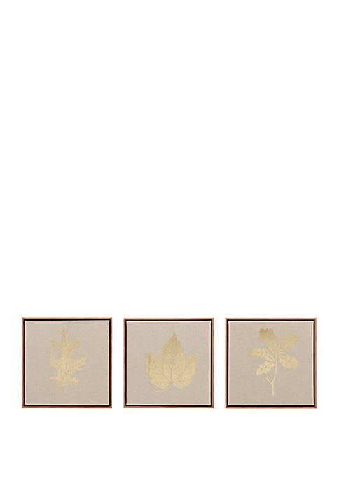 Golden Harvest Canvas Set