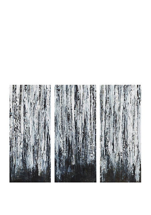 Madison Park Birch Forest Canvas Set
