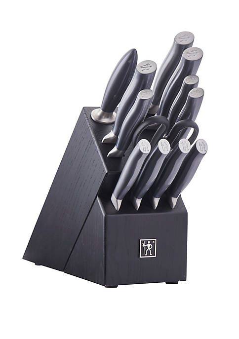 Zwilling J.A. Henckels Graphite 13 Piece Knife Block