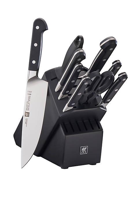 Zwilling J.A. Henckels 10 Piece Pro Knife Block