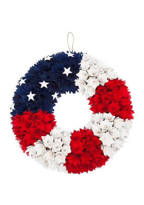 goodness & grace Americana Wreath