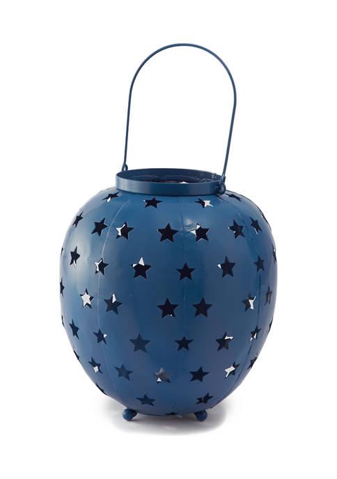 Goodness & Grace Blue Star Hurricane Light