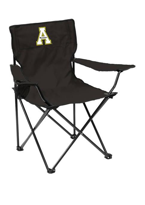 Logo NCAA Appalachian State Mountaineers Quad Chair