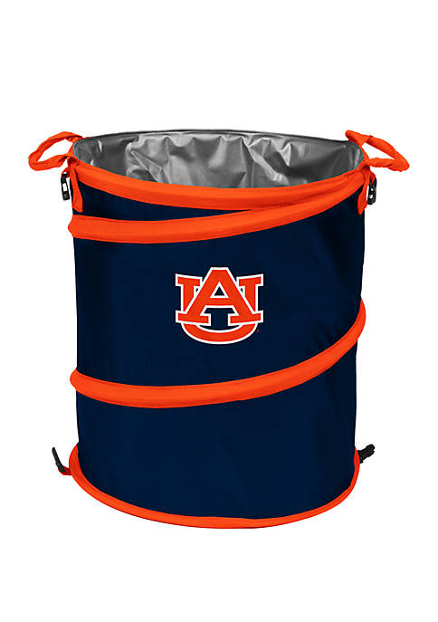 Logo NCAA Auburn Tigers Collapsible 3-in-1 Cooler Hamper
