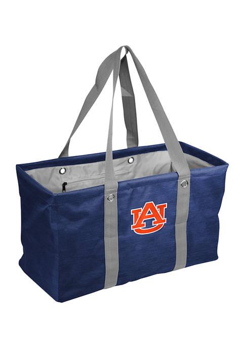 NCAA Auburn Tigers Crosshatch Picnic Caddy