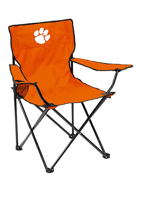 Logo NCAA Clemson Tigers Quad Chair