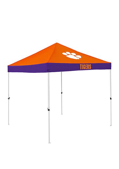NCAA Clemson Tigers 9 Foot x 9 Foot Economy Tent