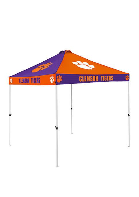Logo NCAA Clemson Tigers 9 ft x 9