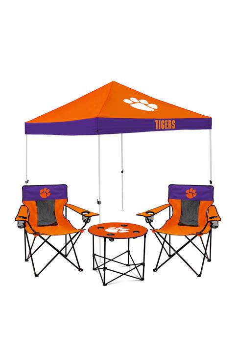 Logo NCAA Clemson Tigers Tailgate Bundle