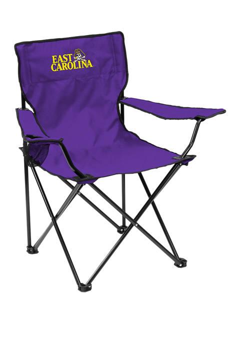 Logo NCAA East Carolina Pirates Quad Chair