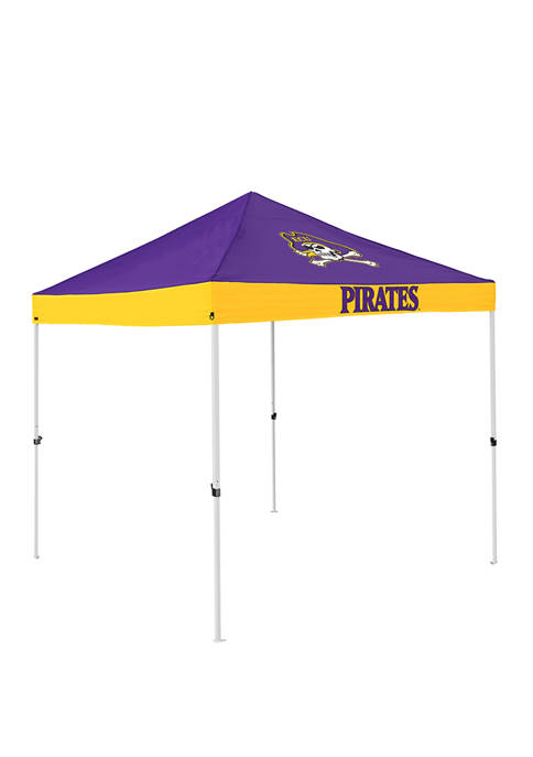 Logo NCAA East Carolina Pirates 9 ft x