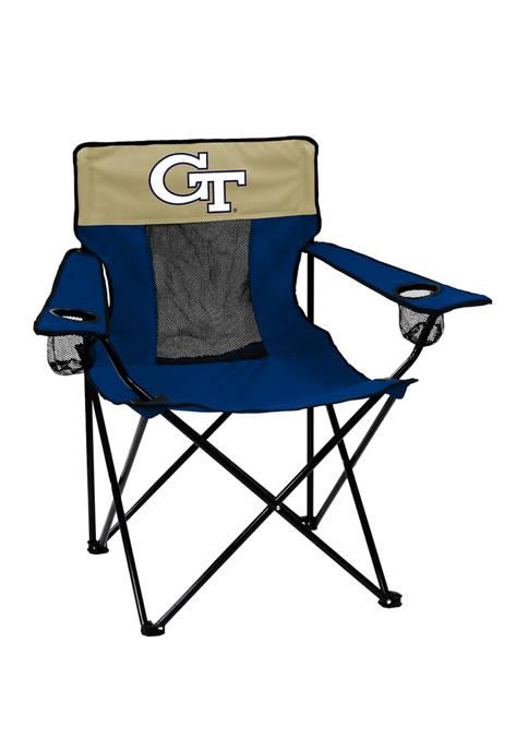 Logo NCAA Georgia Tech Yellow Jackets Elite Chair