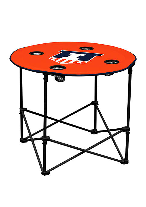 Logo NCAA Illinois Fighting Illini Round Table