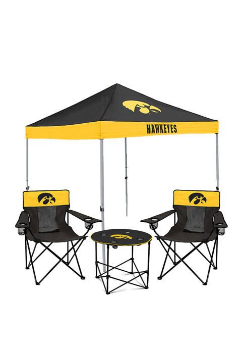 Logo NCAA Iowa Hawkeyes Tailgate Bundle