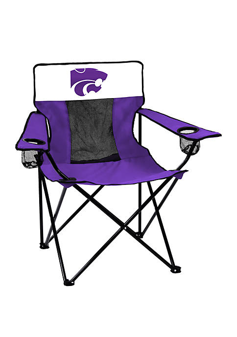 Logo NCAA Kansas State Wildcats Elite Chair