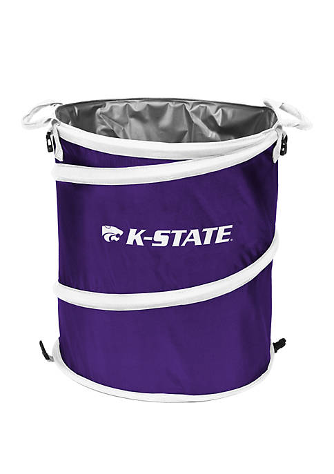 Logo NCAA Kansas State Wildcats Collapsible 3-in-1 Cooler