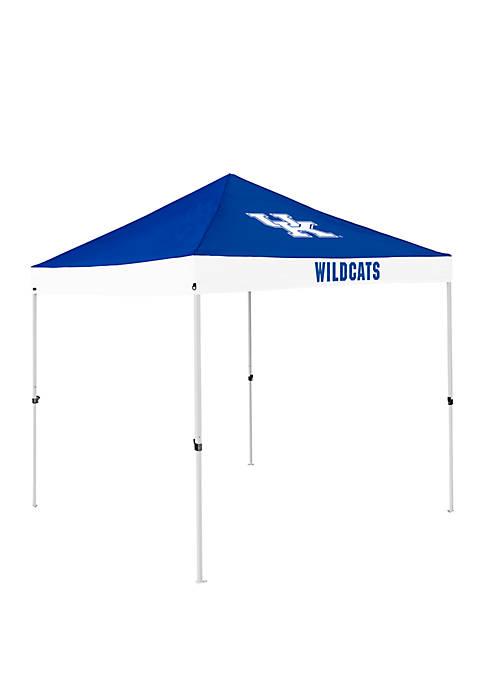 NCAA Kentucky Wildcats 9 ft x 9 ft Economy Tent