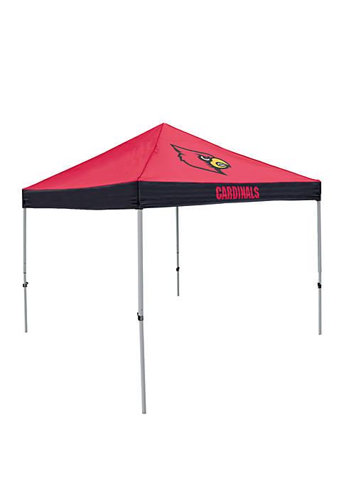 Logo NCAA Louisville Cardinals 9 Foot x 9