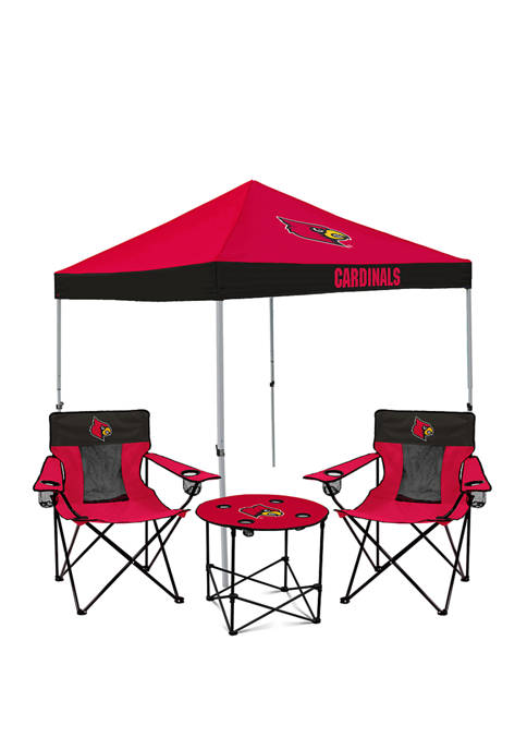 Logo NCAA Louisville Cardinals Tailgate Bundle