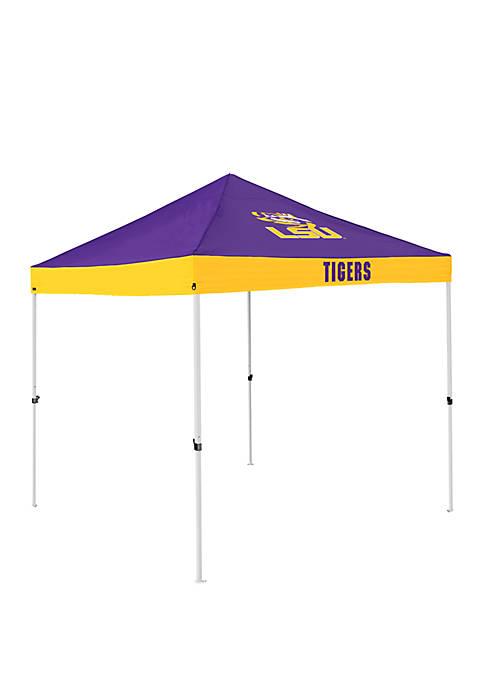 Logo NCAA LSU Tigers 9 ft x 9