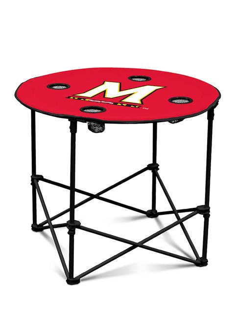 Logo NCAA Maryland Terrapins Round Table