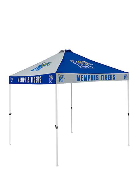 Logo NCAA Memphis Tigers Checkerboard Tent