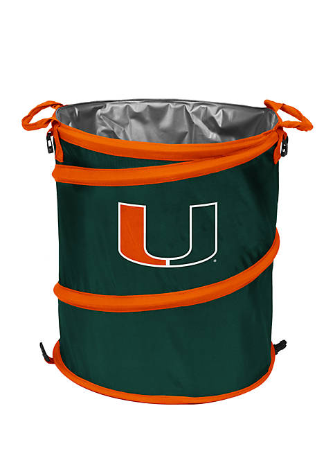 Logo NCAA Miami Hurricanes Collapsible 3 in 1