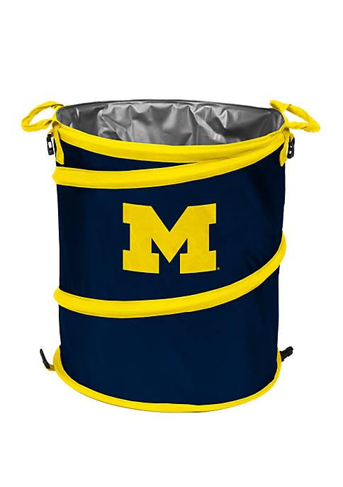 Logo NCAA Michigan Wolverines 16.5 Inch x 16.5