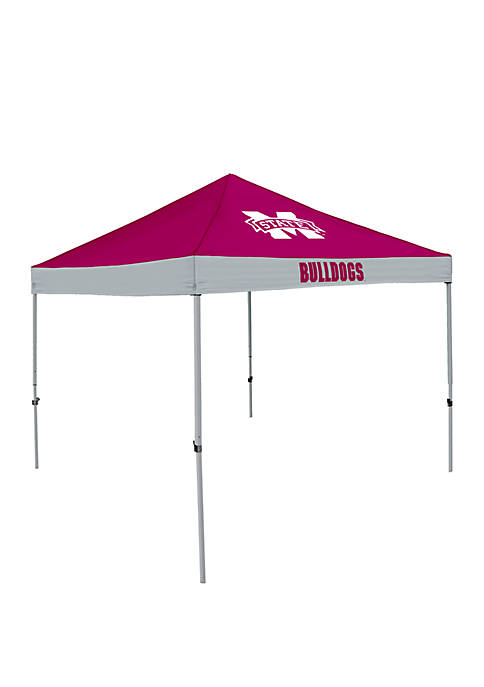 Logo NCAA Mississippi State Bulldogs 9 ft x