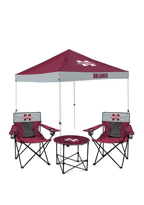 Logo NCAA Mississippi State Bulldogs Tailgate Bundle