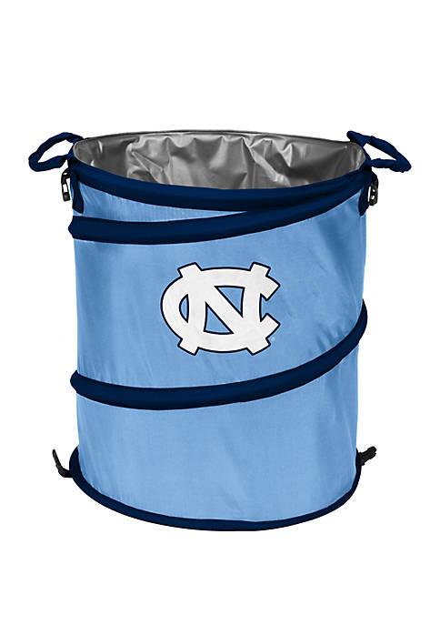 Logo NCAA North Carolina Tar Heels Collapsible 3